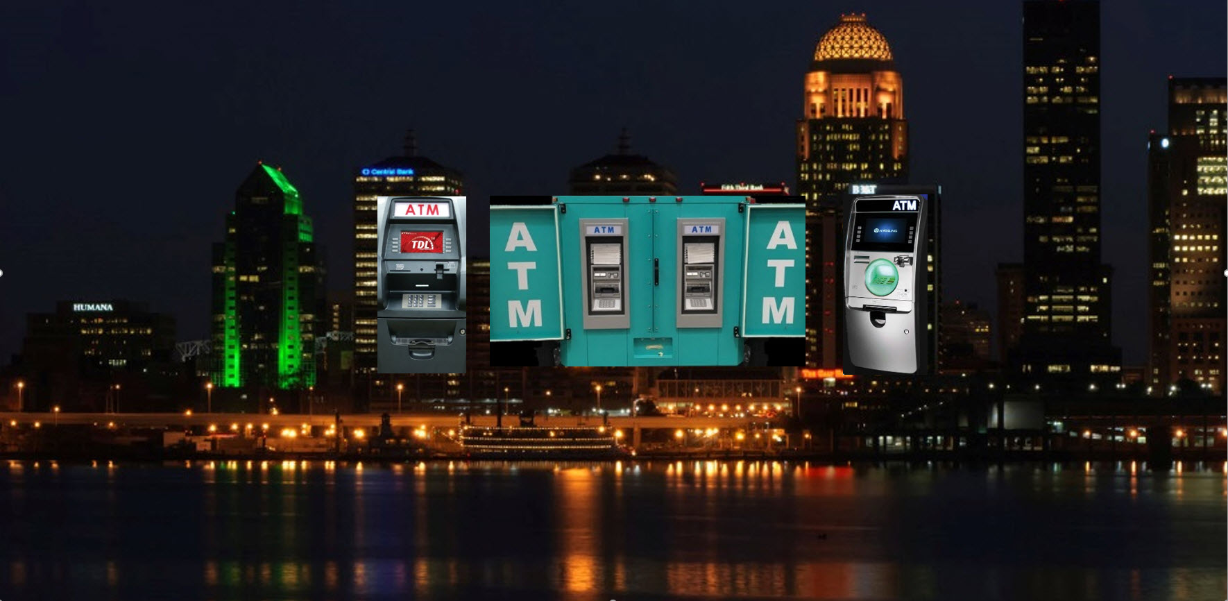 Buy Lease Rent an ATM Louisville KY